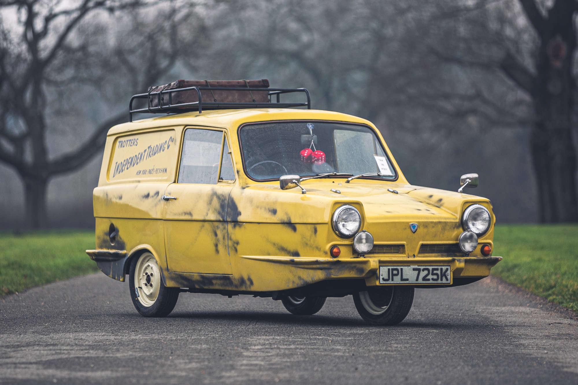 Reliant Regal Supervan