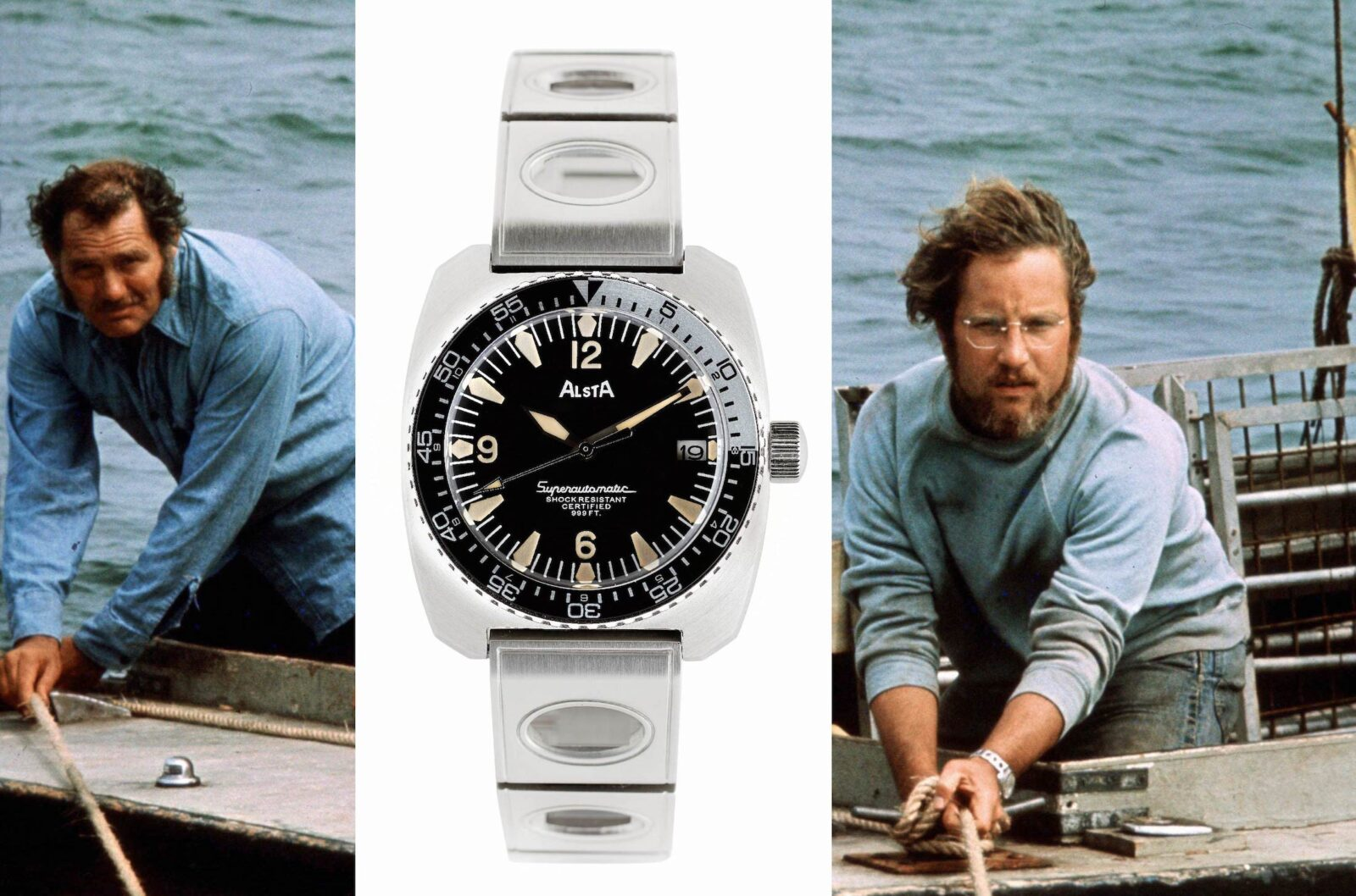 Richard Dreyfuss Jaws Watch