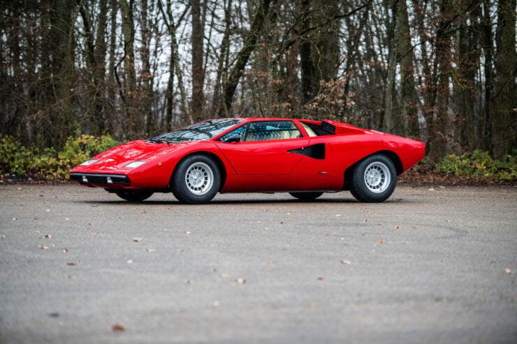 Rod Stewart Lamborghini Countach 1