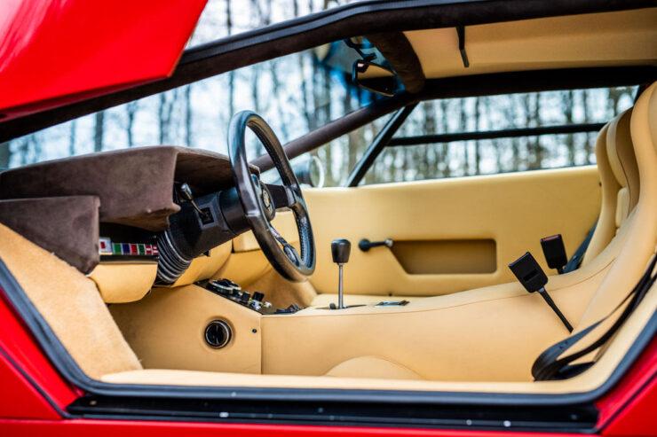 Rod Stewart Lamborghini Countach 11