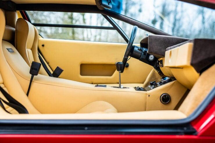 Rod Stewart Lamborghini Countach 12