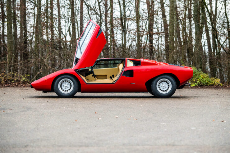 Rod Stewart Lamborghini Countach 15