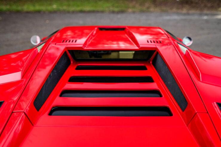 Rod Stewart Lamborghini Countach 16