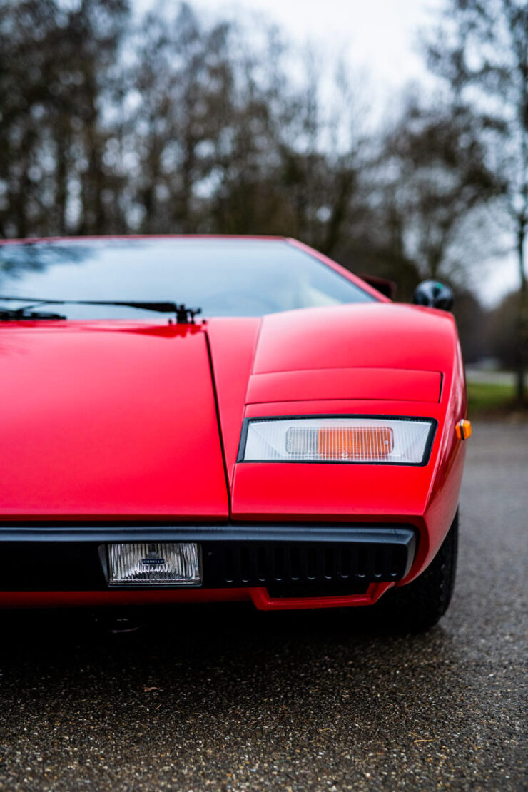Rod Stewart Lamborghini Countach 17