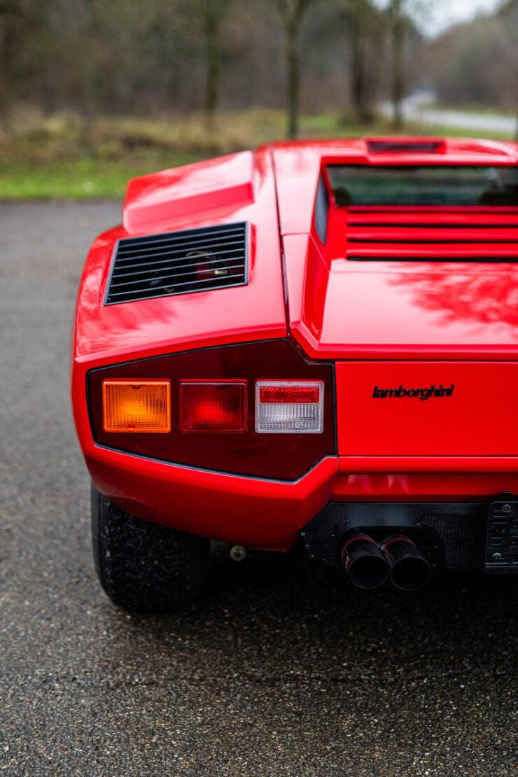 Rod Stewart Lamborghini Countach 18