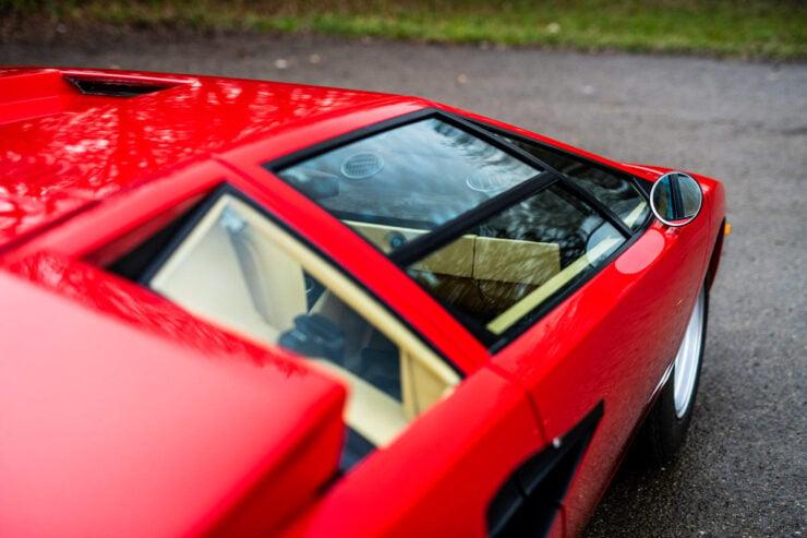 Rod Stewart Lamborghini Countach 19
