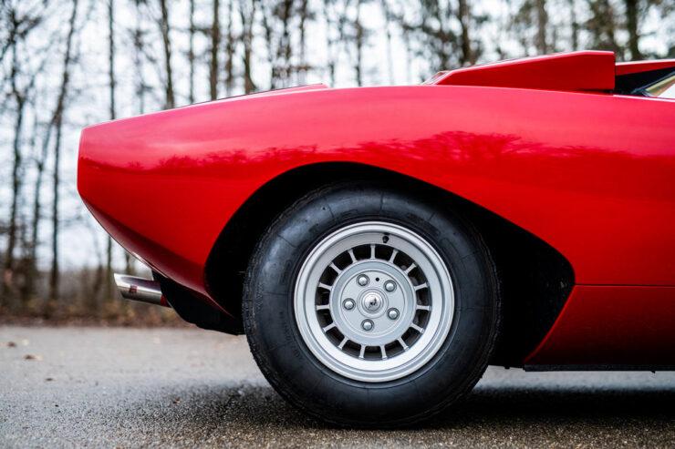 Rod Stewart Lamborghini Countach 20