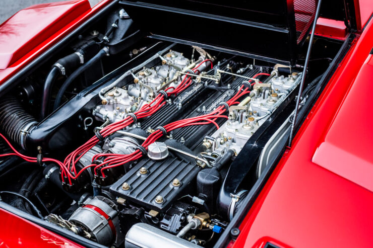 Rod Stewart Lamborghini Countach 21