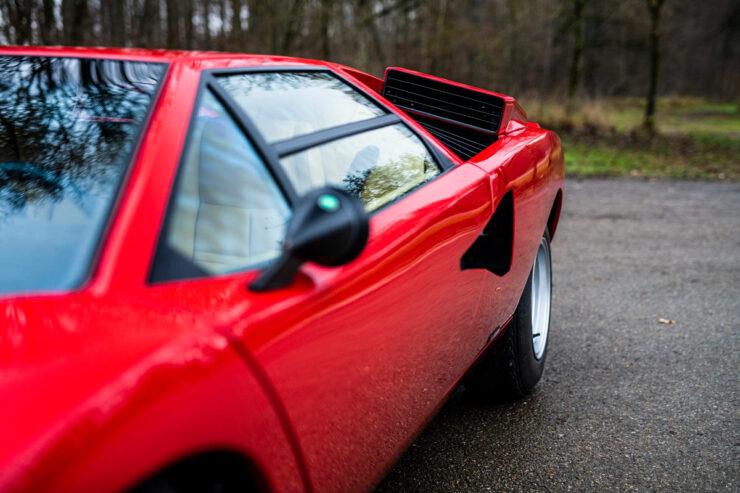 Rod Stewart Lamborghini Countach 22