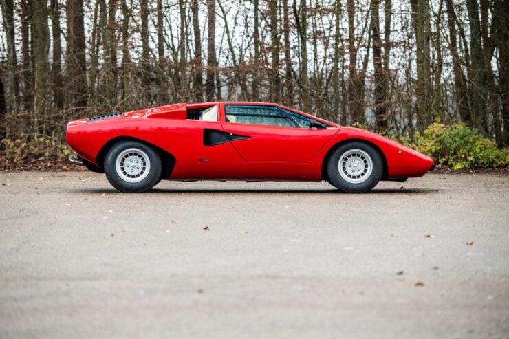 Rod Stewart Lamborghini Countach 5