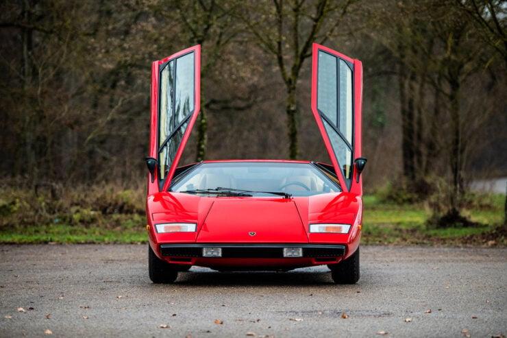 Rod Stewart Lamborghini Countach 6