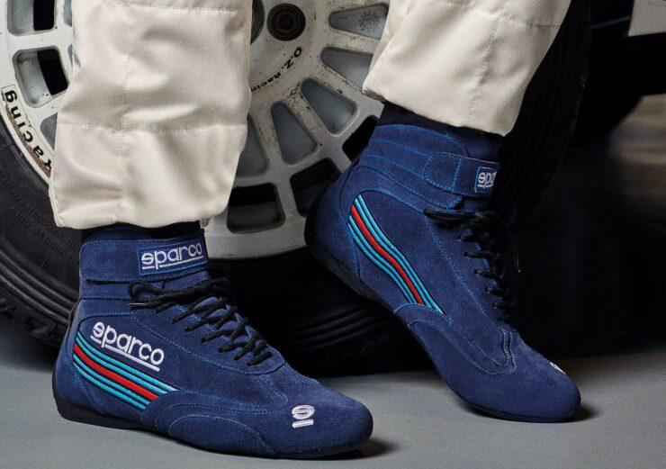 Sparco Martini Racing Top Race Boot