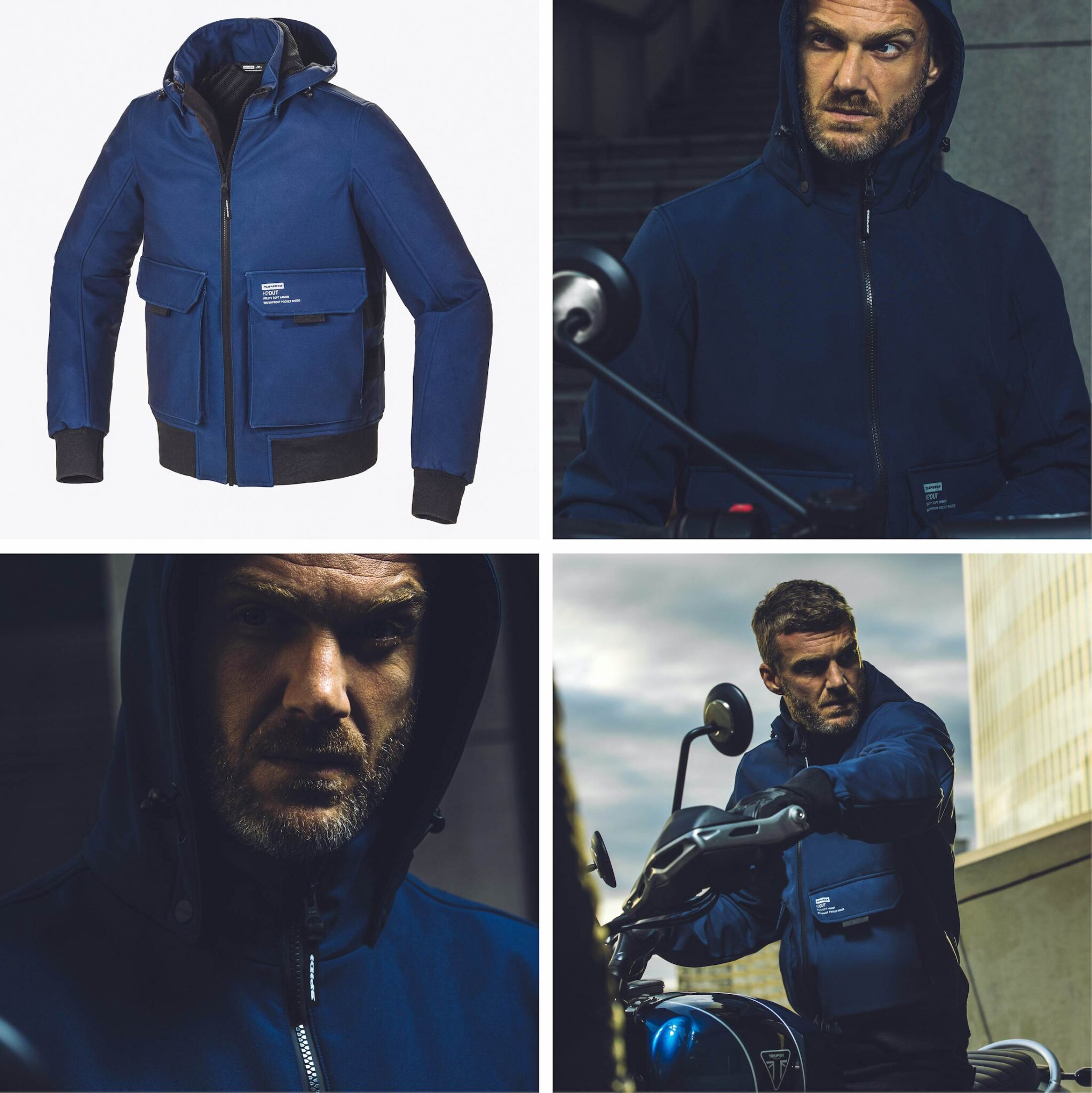Spidi Metromover – A Waterproof Motorcycle Jacket Designed For Inclement Weather