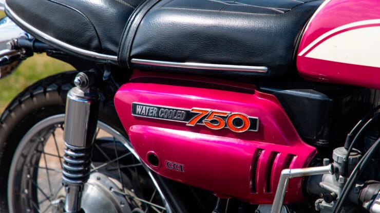Suzuki GT750 6
