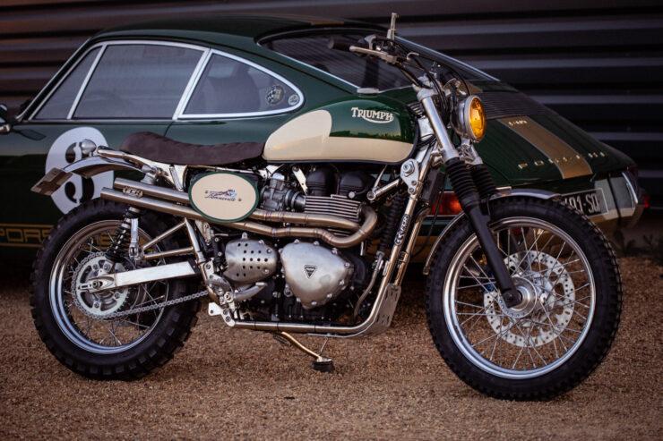 Triumph Bonneville Scrambler 1