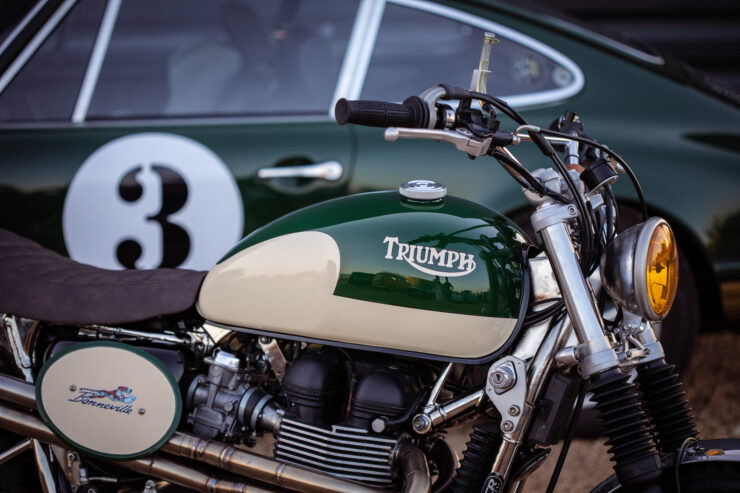 Triumph Bonneville Scrambler 8