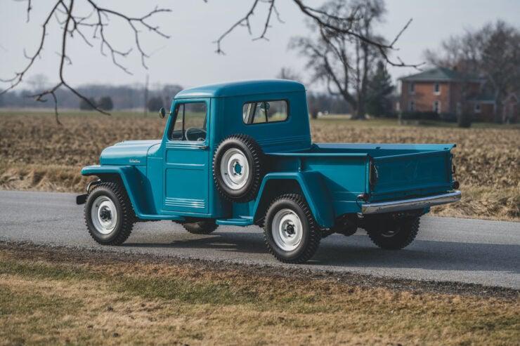 Willys 4x4 Pickup Truck 1