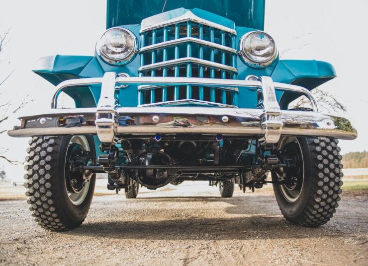 Willys 4x4 Pickup Truck 11