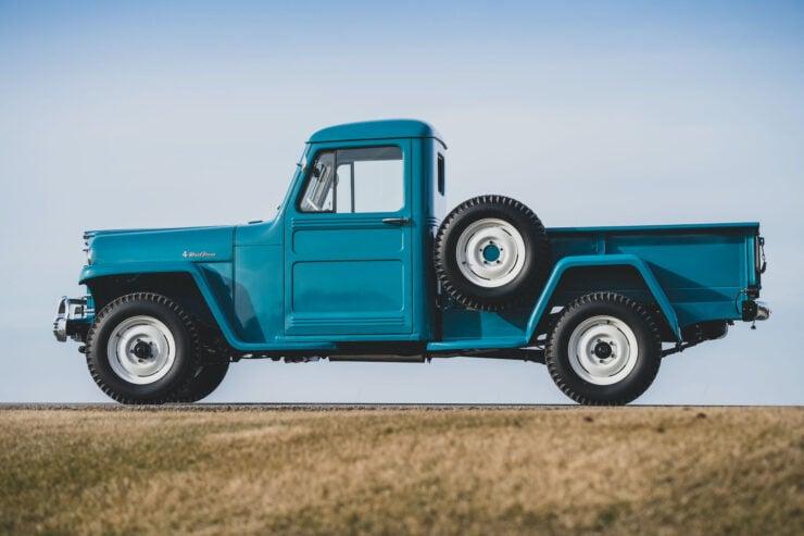 Willys 4x4 Pickup Truck 3