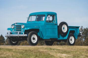 Willys 4x4 Pickup Truck