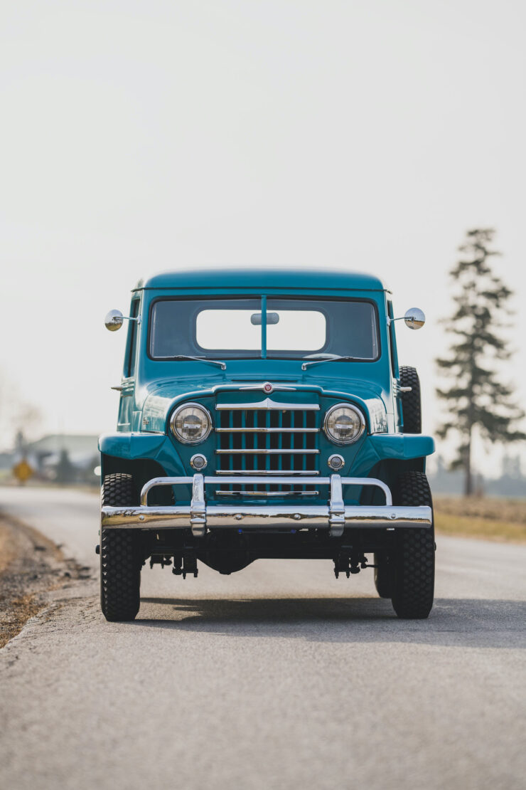 Willys 4x4 Pickup Truck 4