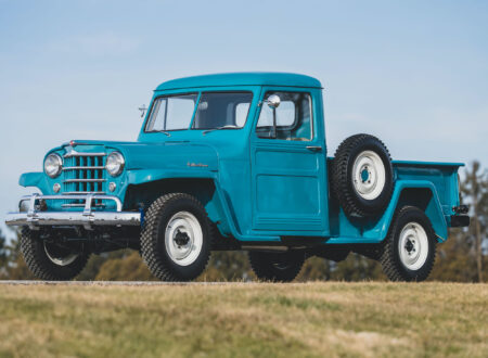 Willys 4x4 Pickup Truck