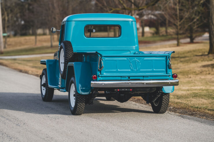 Willys 4x4 Pickup Truck 5