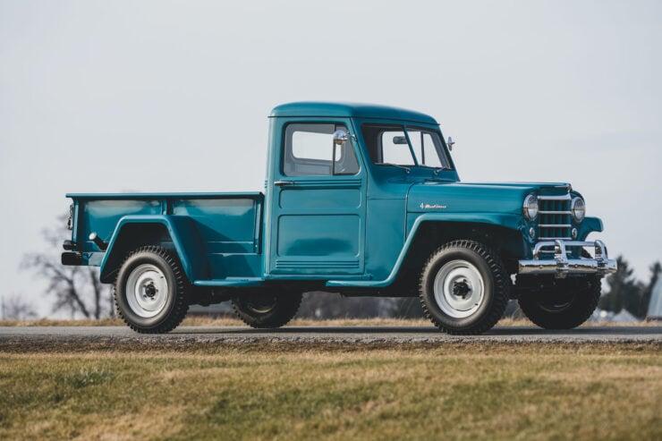 Willys 4x4 Pickup Truck 6