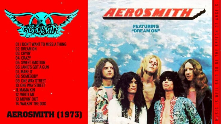 1973 Aerosmith Debut Album