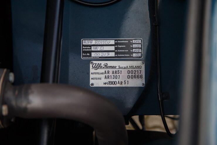 Alfa Romeo Matta AR51 4x4 17