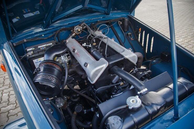 Alfa Romeo Matta AR51 4x4 18