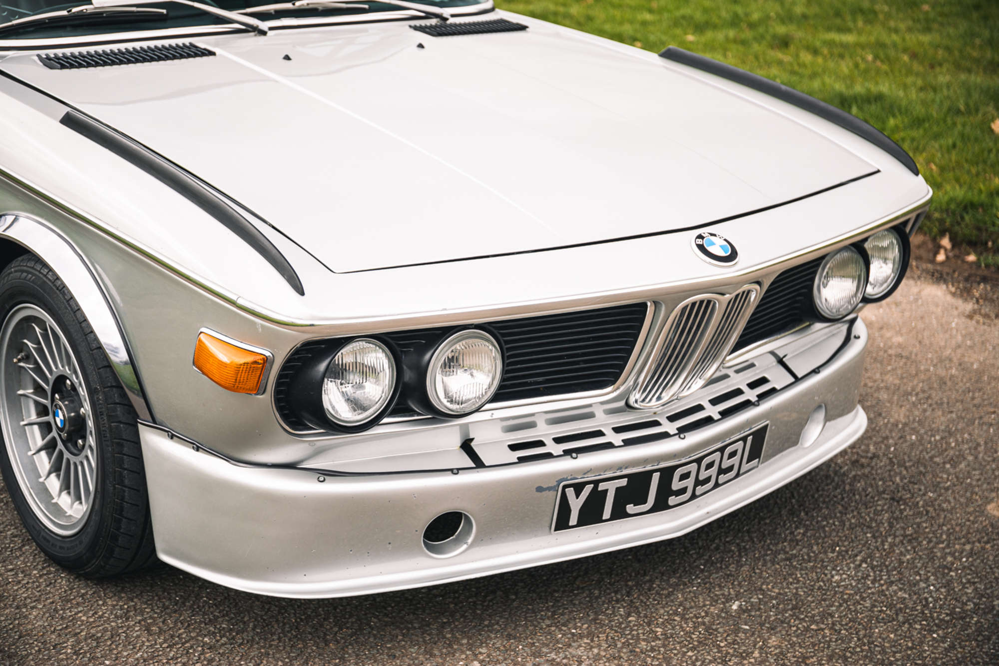 Jay Kay's BMW 3.0 CSL Is For Sale