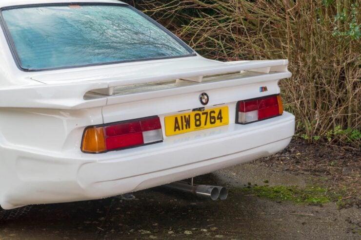 BMW 635CSi Koenig 1