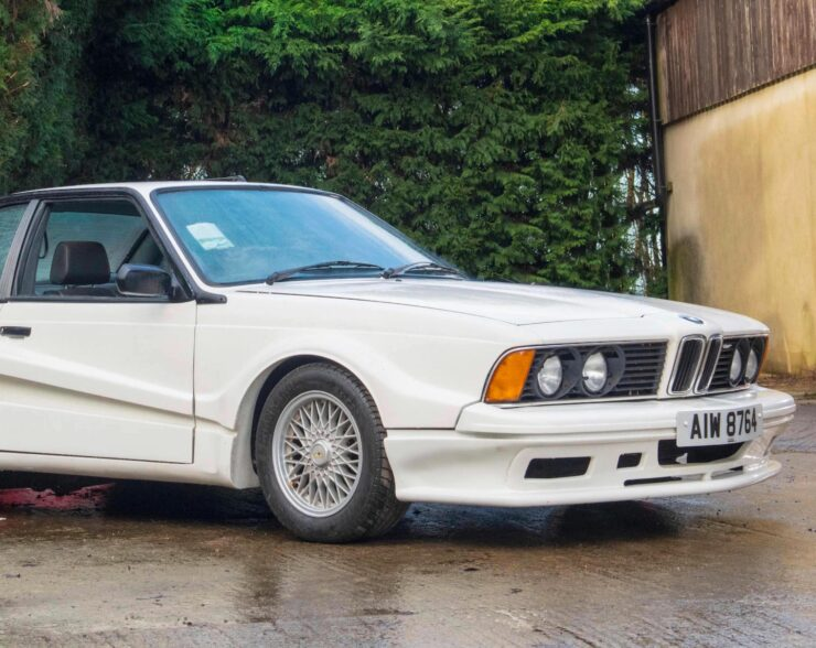 BMW 635CSi Koenig 7