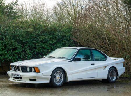 BMW 635CSi Koenig
