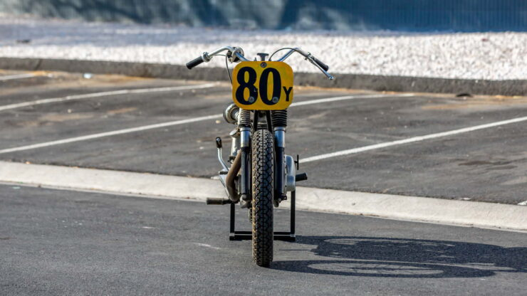 BSA Goldstar Flat Tracker 11