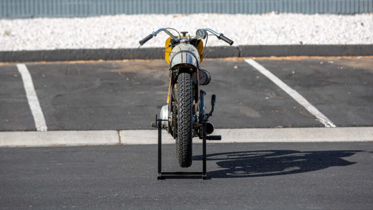BSA Goldstar Flat Tracker 12