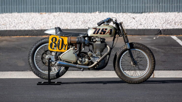 BSA Goldstar Flat Tracker 7