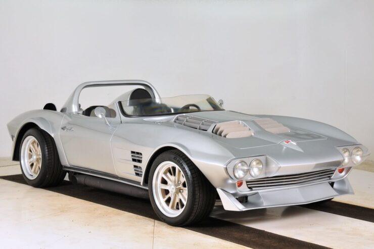 Corvette Grand Sport Corvette Fast Five 16