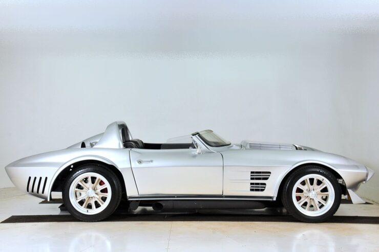 Corvette Grand Sport Corvette Fast Five 6