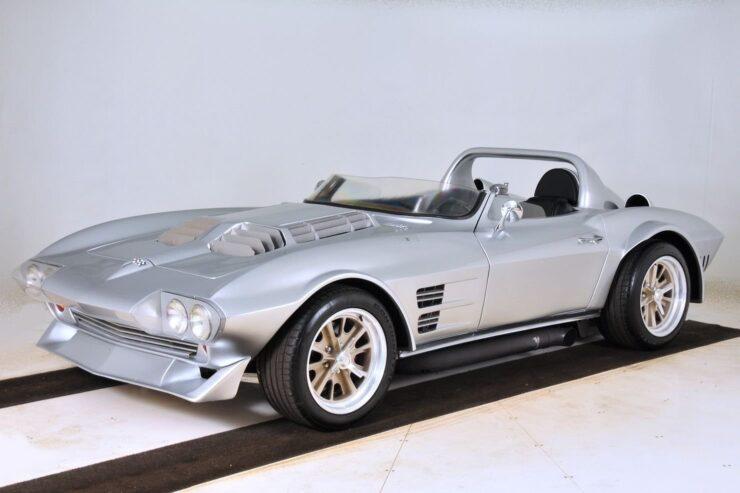 Corvette Grand Sport Corvette Fast Five 8