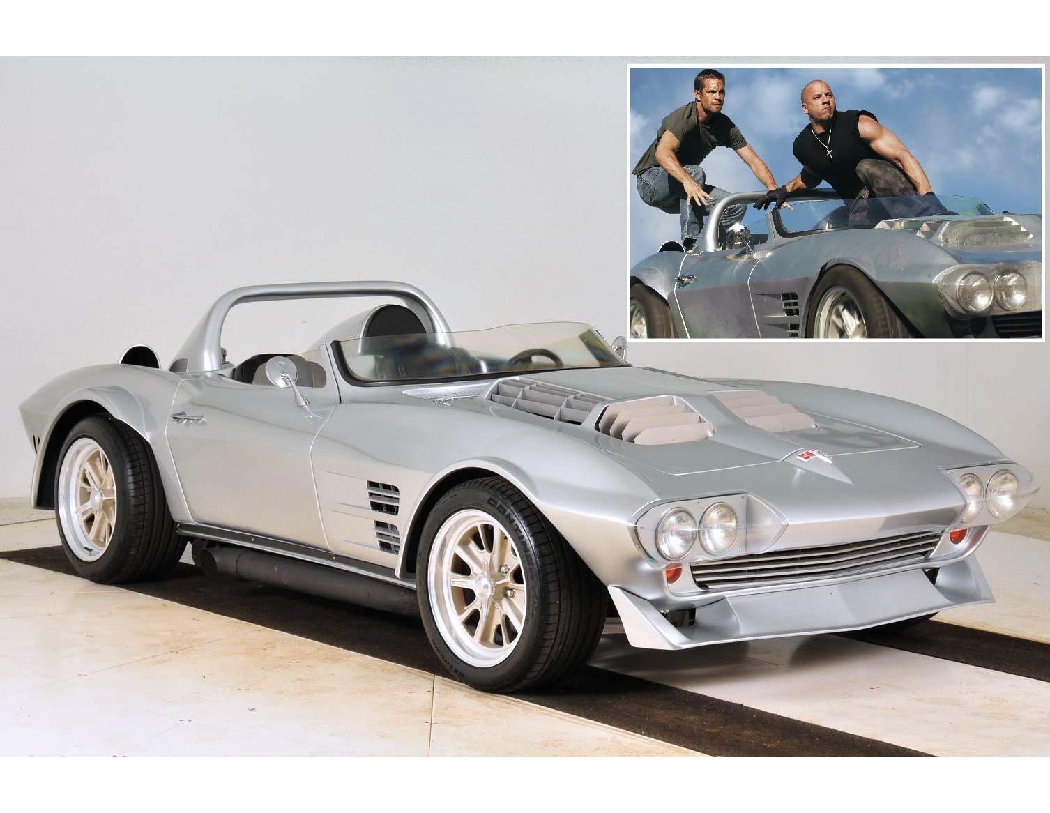 Corvette Grand Sport Corvette Fast Five