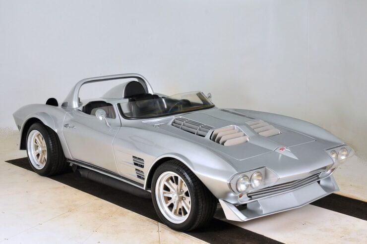 Corvette Grand Sport Corvette From Fast Five