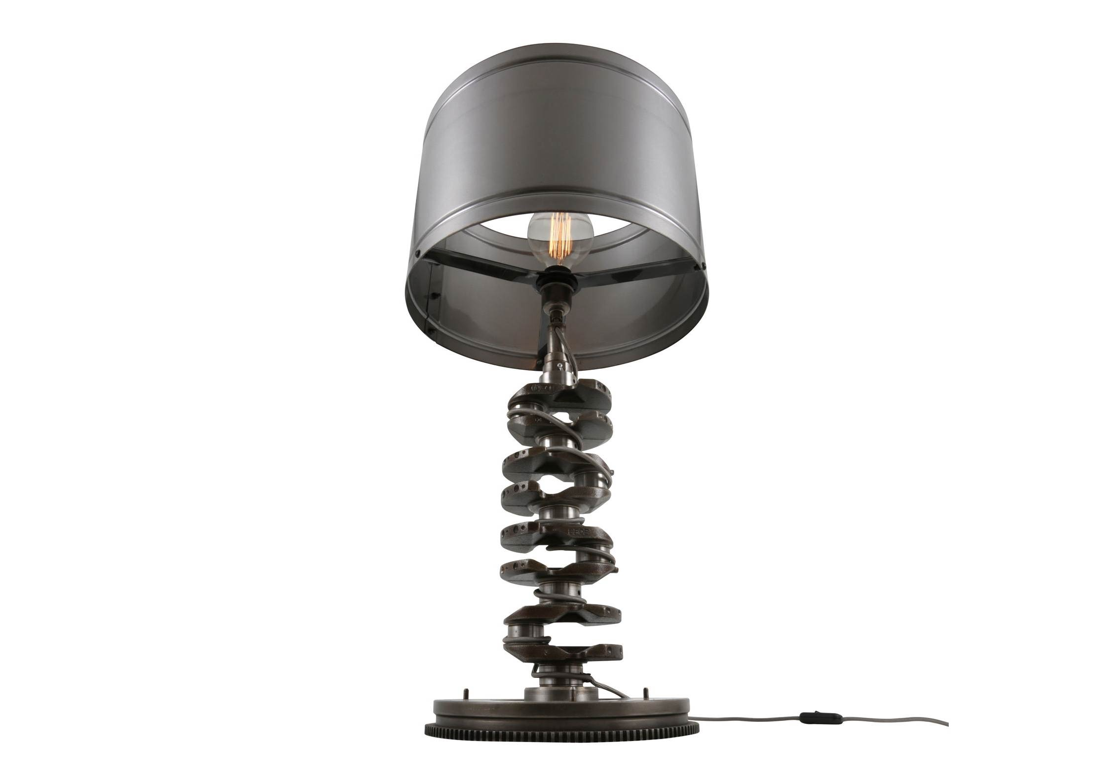Crank Shaft Table Lamps