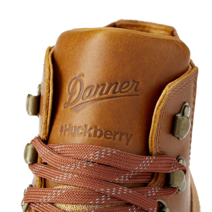 Danner x Huckberry - Vertigo 917 Gold Rush Boot 2