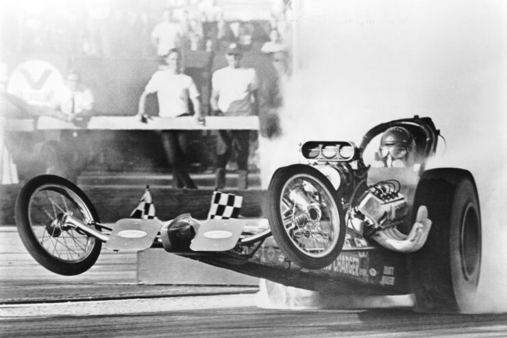 Don Garlits Drag Racing