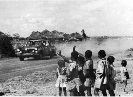 East African Safari Rally 1