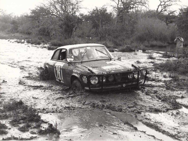East African Safari Rally 2