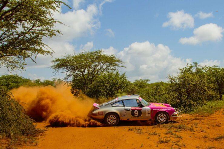 East African Safari Rally 5