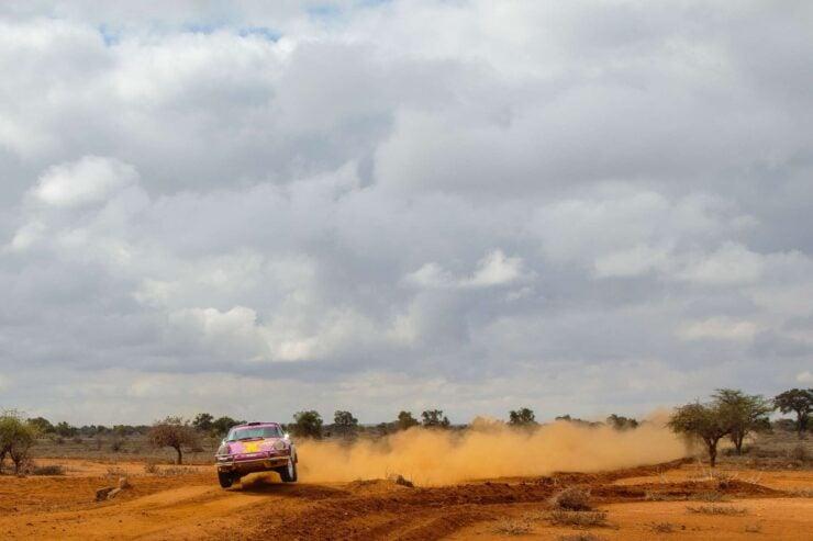 East African Safari Rally 6
